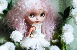 blythe doll celebrity feature photo by antiquewolf