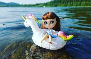 blythe on water