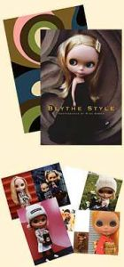 blythe style book cover