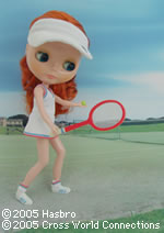 blythe tennis player
