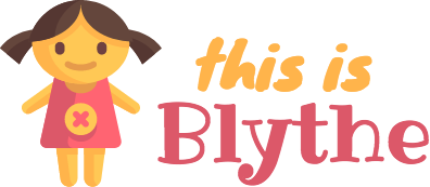 about blythe doll for sale logo