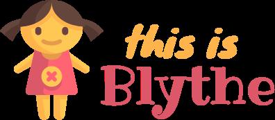 blythe dolls for sale logo