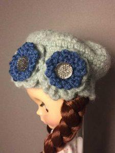 Blythe Doll Crochet Blythe Doll