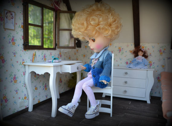 Blythe Blythe Doll ပရိဘောဂ https://www.thisisblythe.com/blythe-doll-furniture/