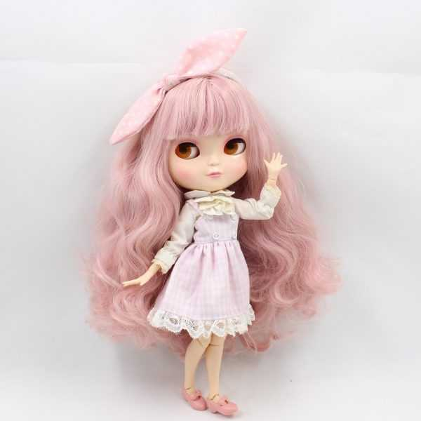 Icy Factory Neo Blythe Doll Unique Eyes DIY 30 cm Joint Body Free Gift Hand Gesture