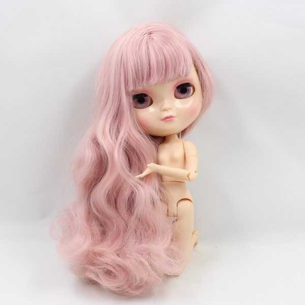 Icy Factory Neo Blythe Doll Unique Eyes DIY 30 cm Joint Body Free Gift Kneeling
