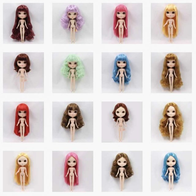 Icy Neo Blythe Doll Regular and Jointed Body 18 Options Free Gift
