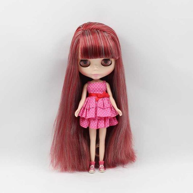 ICY Neo Blythe Doll Colorful Hair Regular Body