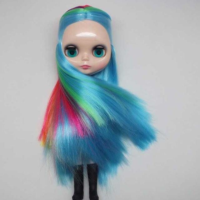 TBL Neo Blythe Doll Colorful Hair Regular Body