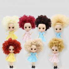 Factory Middie Blythe Doll Matte Skin 8 Options Jointed Body 20cm