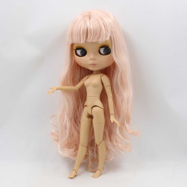 Iketsetse Thulusi ea Hau ea Blythe Doll TBL Neo Blythe Customizer 100 Options