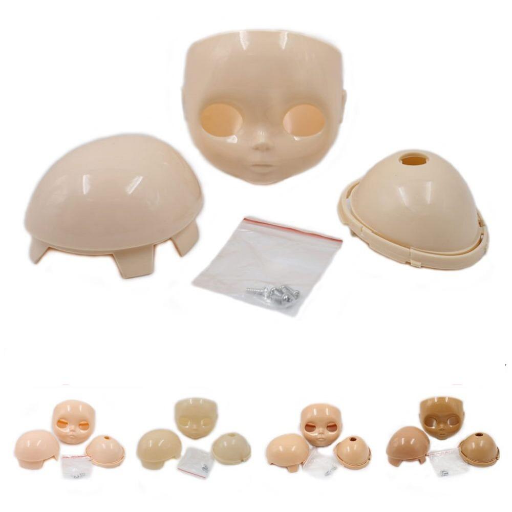 Neo Blythe Doll Face Scalp Dome Screws Blythe Doll Accessories