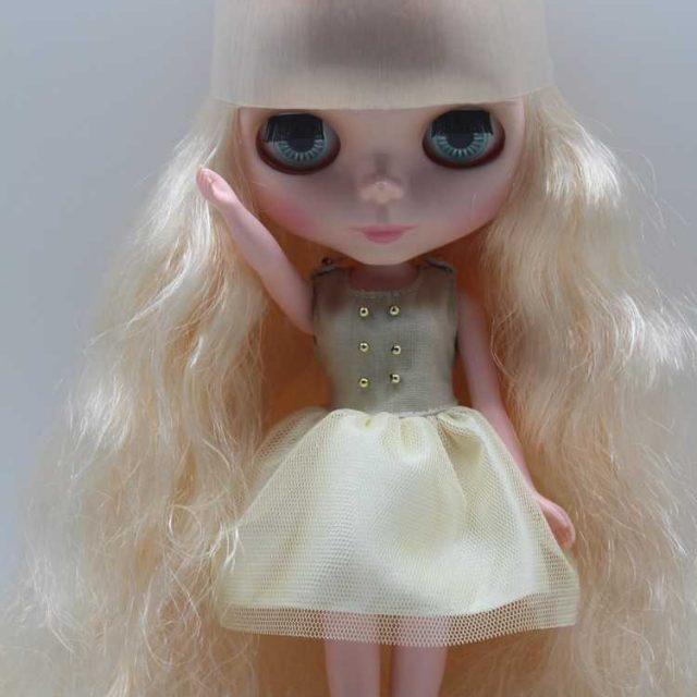 Neo Blythe Doll Princess Suit