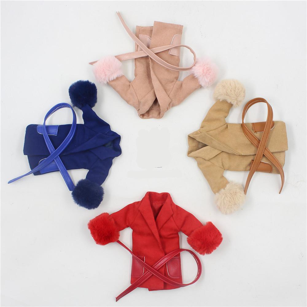Neo Blythe Doll Clothes Coat Jacky With Belt Neo Blythe Clothes