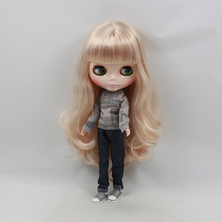 Neo Blythe Doll Outfit Jeans Neo Blythe Clothes