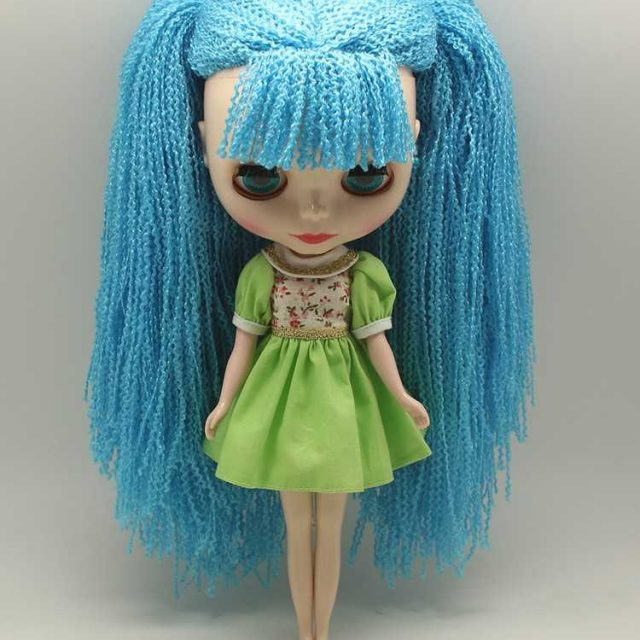 Neo Blythe Doll Suit