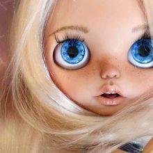 Desiree – Custom Blythe Doll OOAK