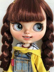 कस्टम blythe गुड़िया