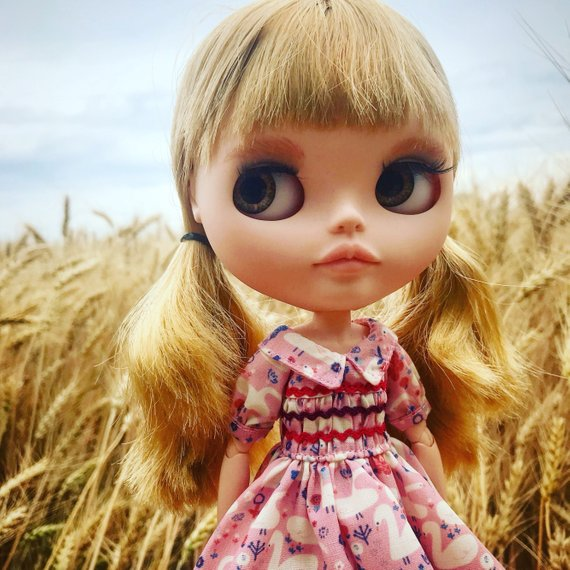 Karley - Custom Blythe Doll One-Of-A-Kind OOAK Sold-out Custom Blythes