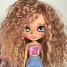 Jacqueline – Custom Blythe Doll OOAK