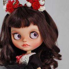 Erika – Custom Blythe Doll OOAK