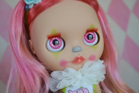 Phoebe - Custom Blythe Doll One-Of-A-Kind OOAK Sold-out Custom Blythes