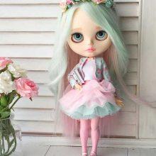 Karsyn – Custom Blythe Doll OOAK