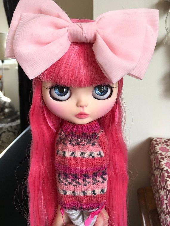 Binky - Custom Blythe Doll One-Of-A-Kind OOAK Sold-out Custom Blythes