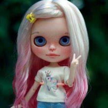 Shu – Custom Blythe Doll OOAK