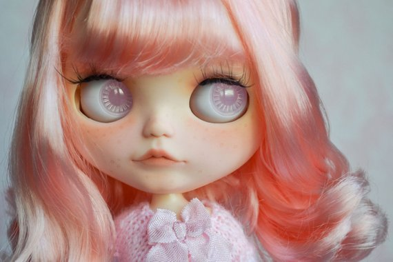 Mariposa - Custom Blythe Doll One-Of-A-Kind OOAK Sold-out Custom Blythes