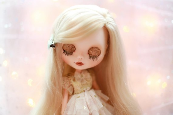 Clara - Custom Blythe Doll One-Of-A-Kind OOAK Sold-out Custom Blythes