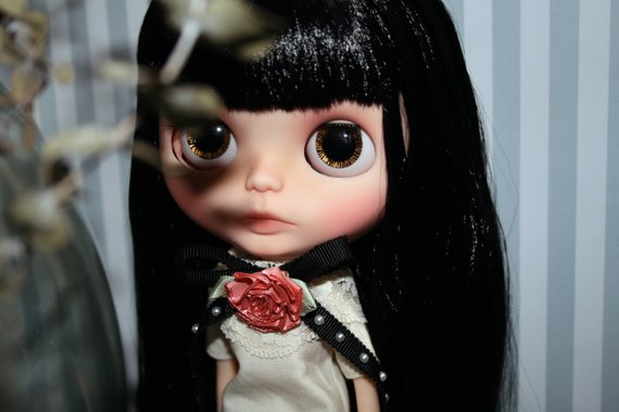 Isabella - Custom Blythe Doll One-Of-A-Kind OOAK Sold-out Custom Blythes