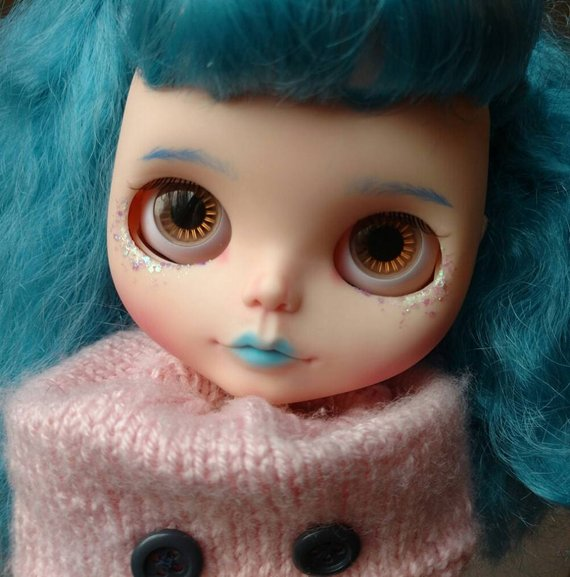 Caylee - Custom Blythe Doll One-Of-A-Kind OOAK Sold-out Custom Blythes