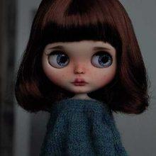 Alejandra – Custom Blythe Doll OOAK