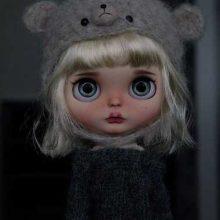 Molly – Custom Blythe Doll OOAK