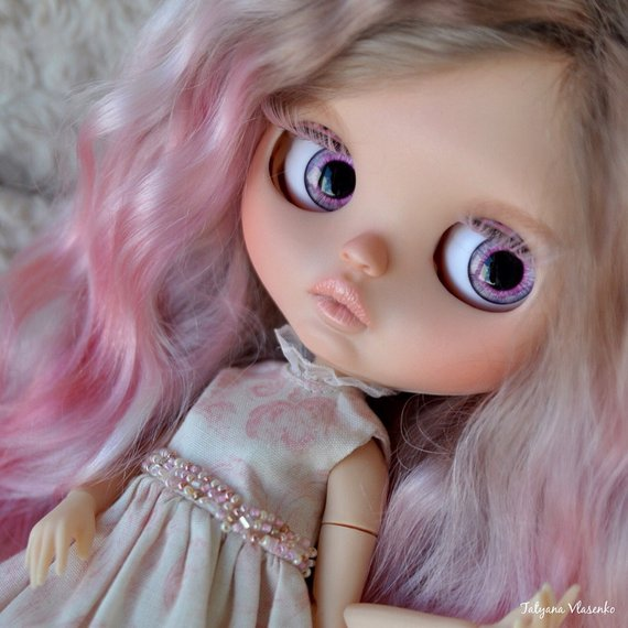 Kamryn - Custom Blythe Doll One-Of-A-Kind OOAK Sold-out Custom Blythes