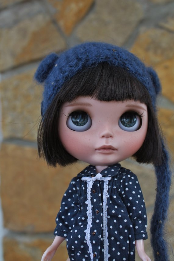 Tess - Custom Blythe Doll One-Of-A-Kind OOAK Sold-out Custom Blythes