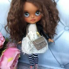 Sherlyn – Custom Blythe Doll OOAK