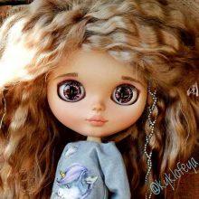 Phoenix – Custom Blythe Doll OOAK