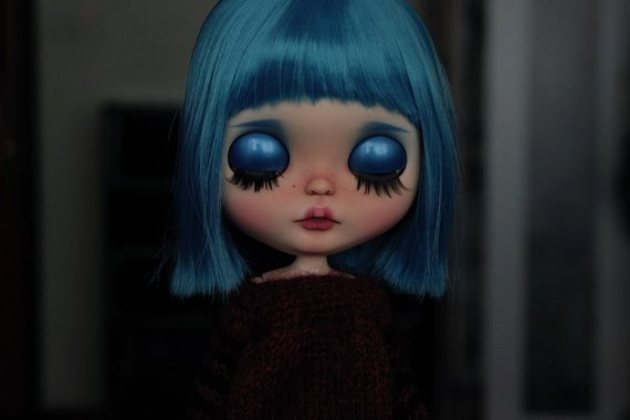 Lorelai - Custom Blythe Doll One-Of-A-Kind OOAK Sold-out Custom Blythes