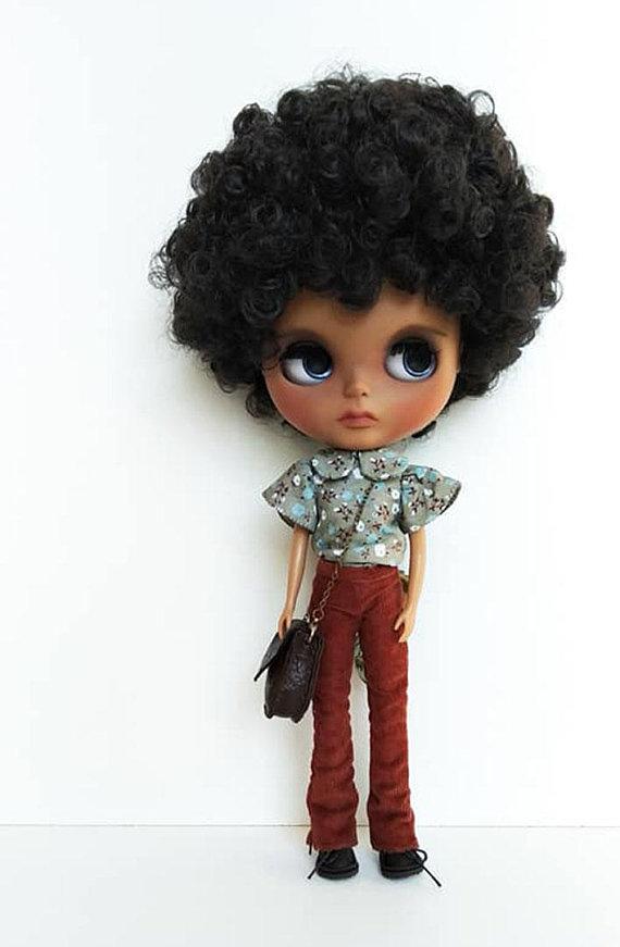 Jess - Custom Blythe Doll One-Of-A-Kind OOAK Sold-out Custom Blythes