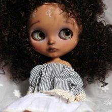 Zala – Custom Blythe Doll OOAK