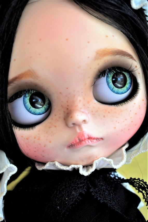 Sognidoro - Custom Blythe Doll One-Of-A-Kind OOAK Sold-out Custom Blythes