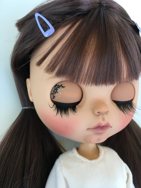 Sophie - Custom Blythe Doll One-Of-A-Kind OOAK Sold-out Custom Blythes