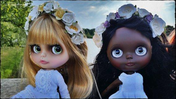 Zara - Custom Blythe Doll One-Of-A-Kind OOAK Sold-out Custom Blythes