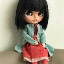 Lola – Custom Blythe Doll OOAK