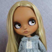 Amber – Custom Blythe Doll OOAK