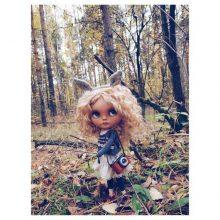 Camila – Custom Blythe Doll OOAK
