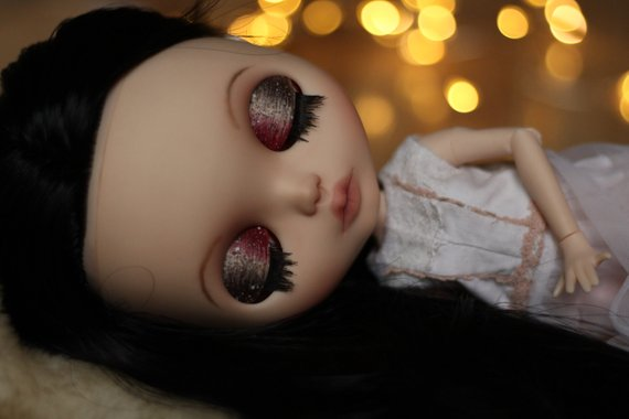 Coralie – Custom Blythe Doll One-Of-A-Kind OOAK