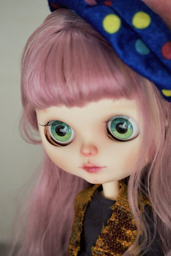 Luisa - Custom Blythe Doll One-Of-A-Kind OOAK Sold-out Custom Blythes